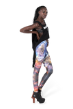 Galaxy Neptune Leggings