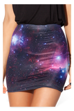 Galaxy Purple Skirt