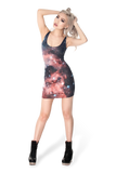 Galaxy Red 2.0 Dress