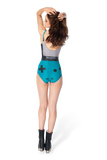 Gamer Turquoise Swimsuit