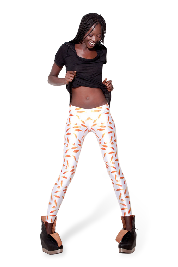Goldfish Leggings