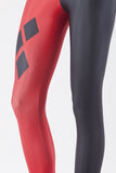 Red and Black Leggings