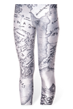 Hills Of Gondor Leggings