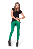 Juicy Fruit Grass Leggings
