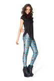 Junkfood Blue Leggings