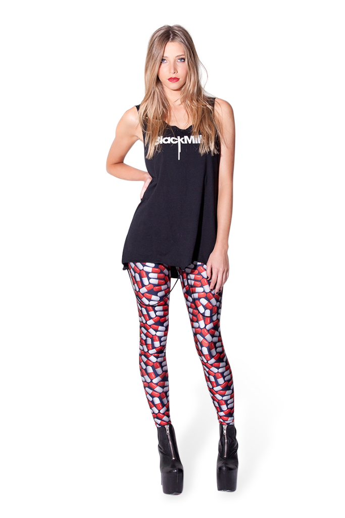 Capsules Leggings – Black Milk Clothing
