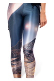 Mountains of Mars 2 Leggings