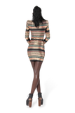 Nairobi Long Sleeve Dress
