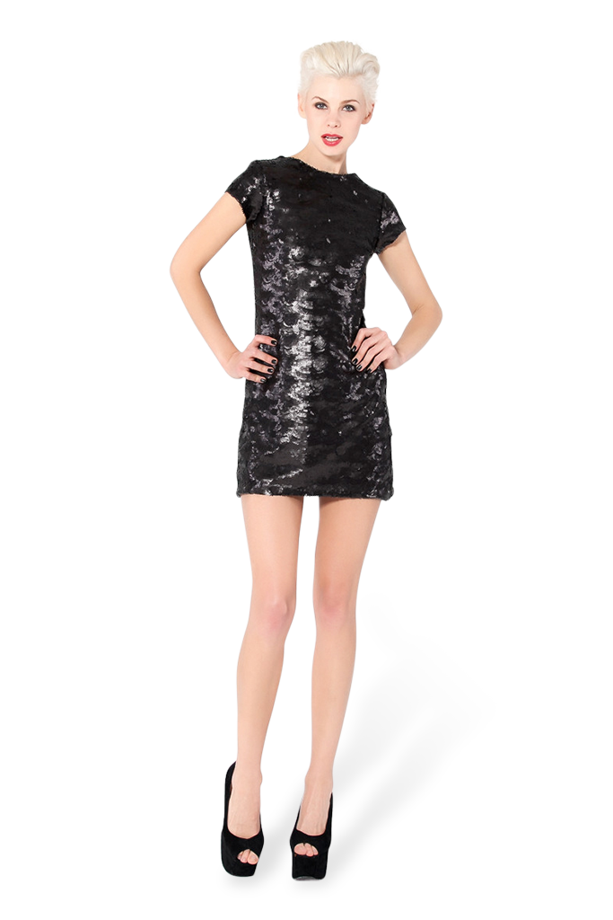 Nixie Nero Dress