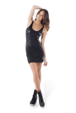 Pin Up Black Dress