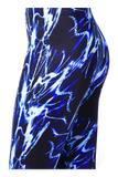 Pseudo Blue Electro Leggings