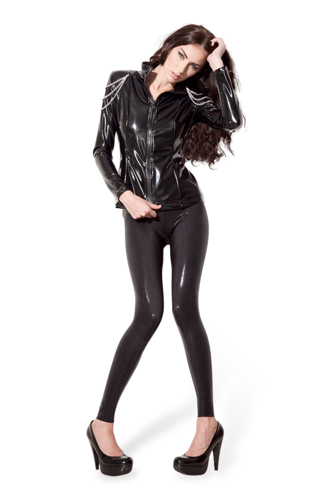 PVC Chained Jacket