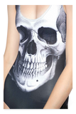 Skull Black Swimsuit