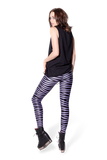 Tape Lavender Leggings