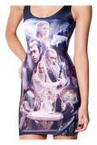 The Hobbit Montage Dress