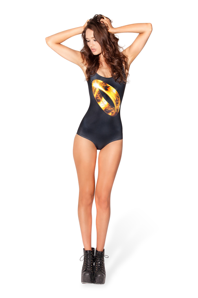 The Ring Swimsuit