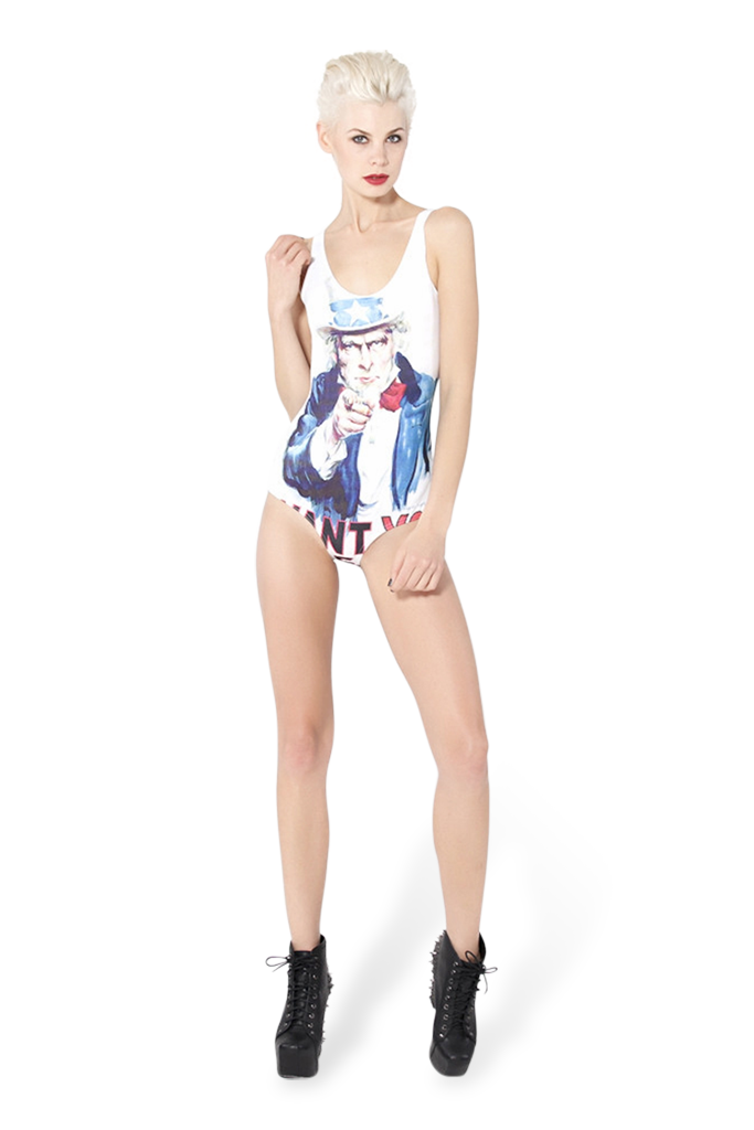 Uncle Sam Swimsuit