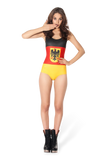 World Flags - Germany Swimsuit