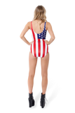 World Flags - USA Swimsuit
