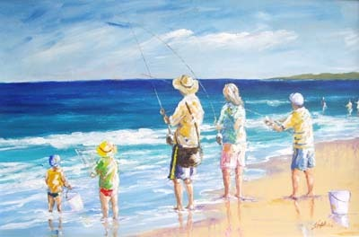Beach Fishers