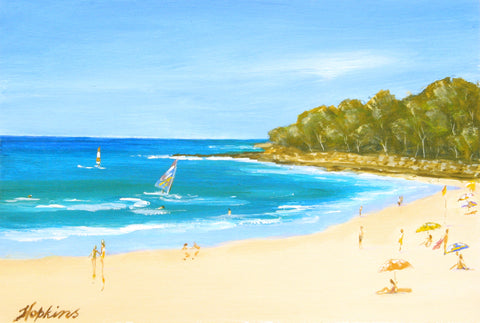 Sunshine Coast -Main Beach Noosa