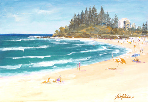 Gold Coast- Coolangatta Greenmount