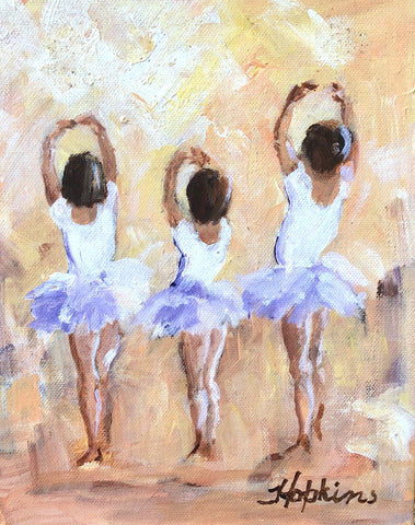 Little Ballerinas 1