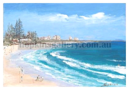 Alexandra Headland - At Alex