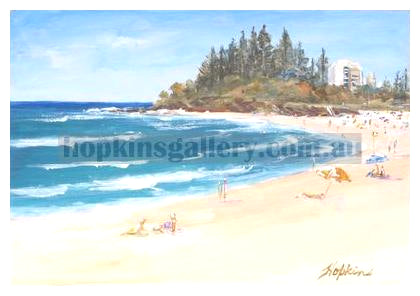 Gold Coast - Coolangatta Greenmount