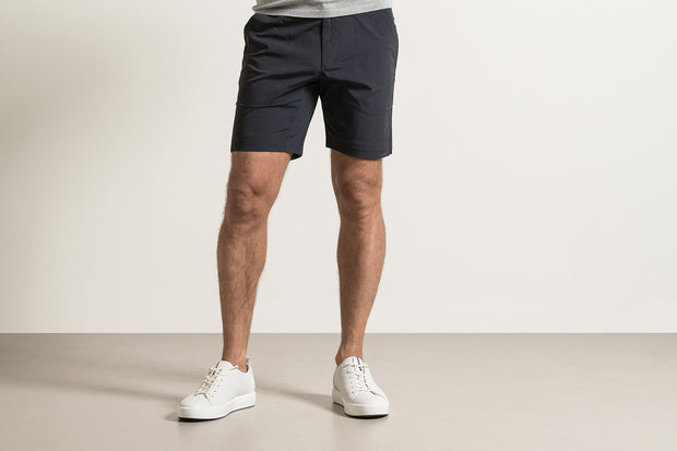 RELAXED SPORTS SHORT