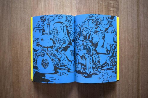 Horfe's Imaginarium - Aint No Doodles (Book)