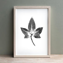 Load image into Gallery viewer, Ivy Print | Black | Blue | Green