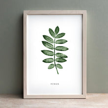 Load image into Gallery viewer, Rowan Leaf | Green