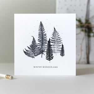 Christmas Card - Mixed 4 Pack