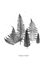 Load image into Gallery viewer, Fern Forest Print
