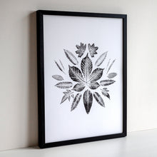 Load image into Gallery viewer, Multiple Leaf Print | Horse Chestnut