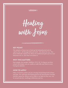 Cultivating Holy Beauty - Book 2: Letting the Healer Heal