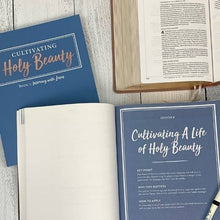 Cultivating Holy Beauty - Book 1: Intimacy with Jesus