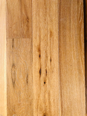 6.5'' Engineered European White Oak Hardwood Flooring, Antique Brown