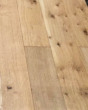 6.5'' Engineered European White Oak Hardwood Flooring, Nature