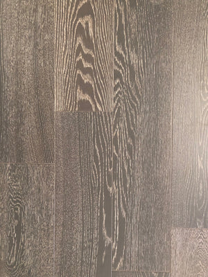 6.5'' Engineered European White Oak Hradwood Flooring, Misty Gray