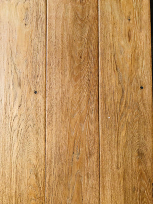 7.5'' Engineered European White Oak Hardwood Flooring, Flaxseed