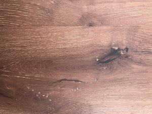 7.5'' Engineered European White Oak Hardwood Flooring, Sunset Glow