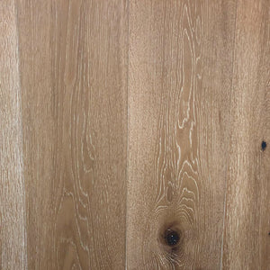 7.5'' Engineered European White Oak Hardwood Flooring, Light Sunny