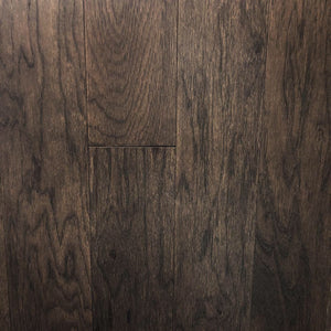 5'' Engineered Hickory Hardwood Flooring, Emperador
