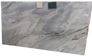 Soft Quartz Slabs #I45, 126''x63''x1.18'', 65usd/sf include installation