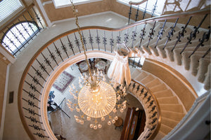 Custom Luxury Stair Railing,HCS0075
