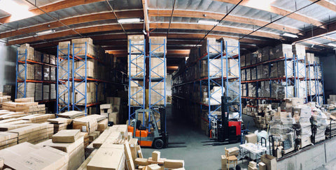 Bosonshop Warehouse