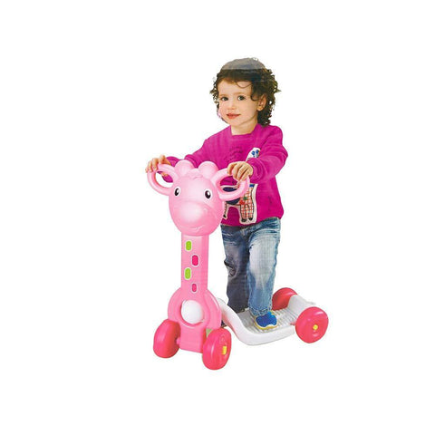 Bosonshop Kids Scooters for boys and girls, Pink