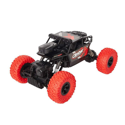 Bosonshop RC Car 4WD Rock Crawler Climber Off Road Vehicle 2.4Ghz Toy Remote Control Car Electronic Monster Truck with Wi-Fi HD Camera